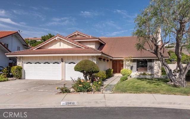 29410 Seaspray Drive  Rancho Palos Verdes CA 90275