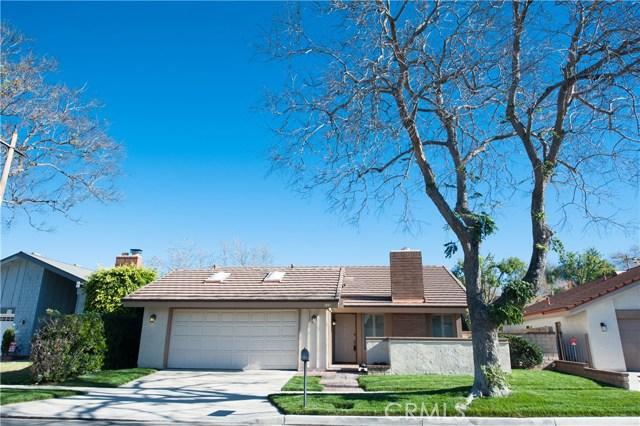 112 N Avenida Palmera  Anaheim Hills CA 92807