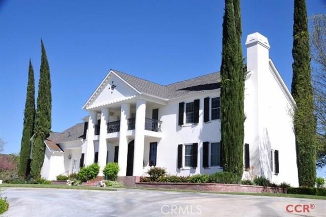 Single Family Home for Sale at 2040 La Panza Creston, California 93432 United States