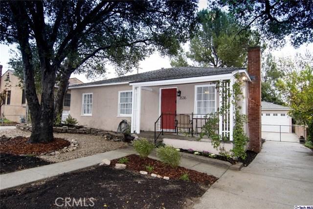 3536 Roselawn Avenue, Glendale, CA 91208