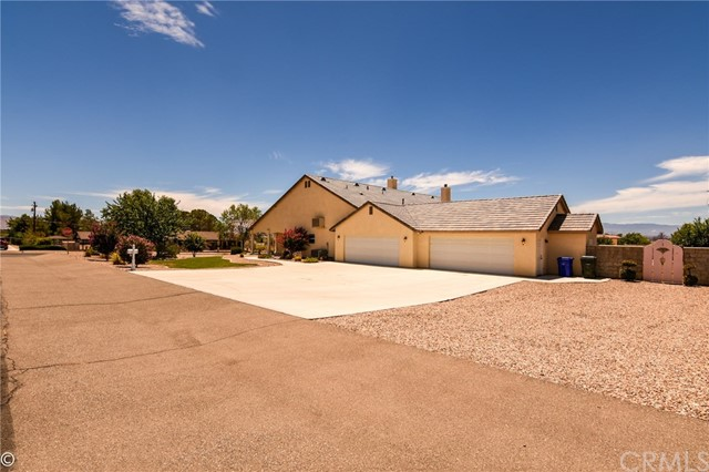 16226 Nosoni Road Apple Valley, CA 92307 - MLS #: EV17173079
