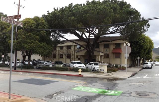 1288  Morro St., San Luis Obispo, California
