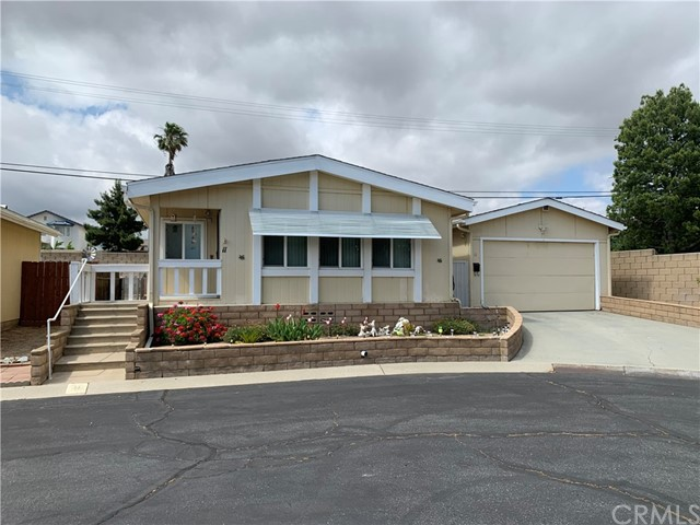 Detail Gallery Image 1 of 1 For 3800 W Wilson #11,  Banning,  CA 92220 - 2 Beds   2 Baths