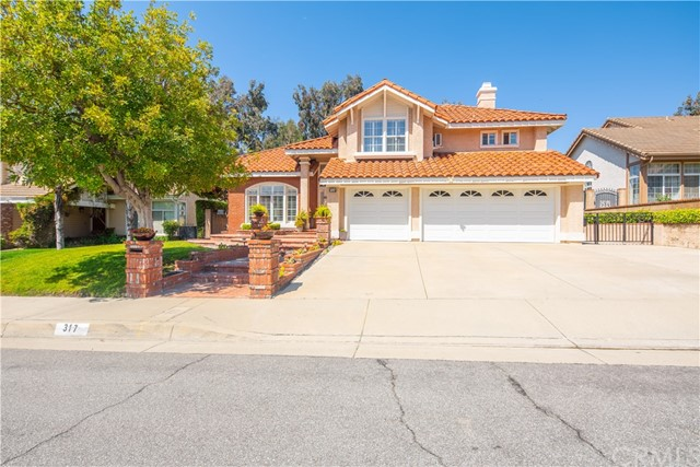 317  Amber Ridge Lane, Walnut, California