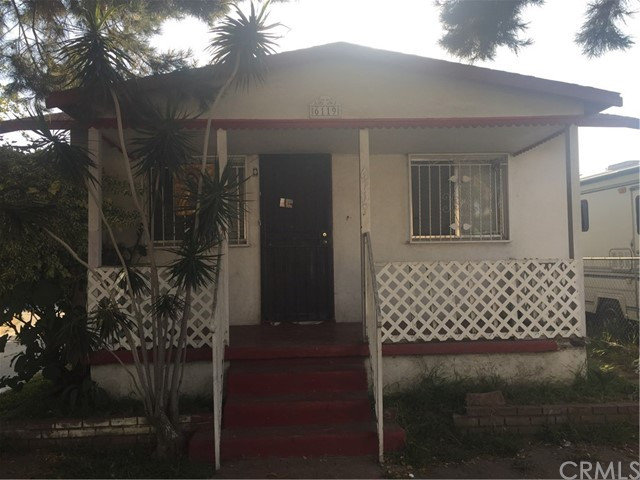 Single Family for Sale at 6119 Prospect Avenue Maywood, California 90270 United States