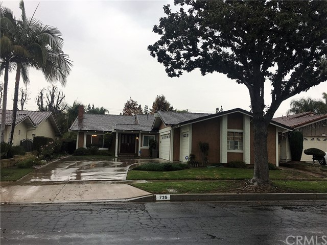 Single Family Home for Rent at 725 Cienaga Drive Fullerton, California 92835 United States