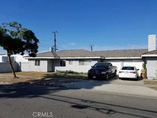 1302 Bewley Street, Santa Ana, CA, 92703