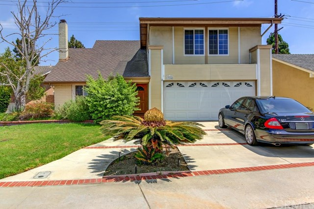 Single Family Home for Sale at 17248 San Lorenzo Circle Fountain Valley, California 92708 United States