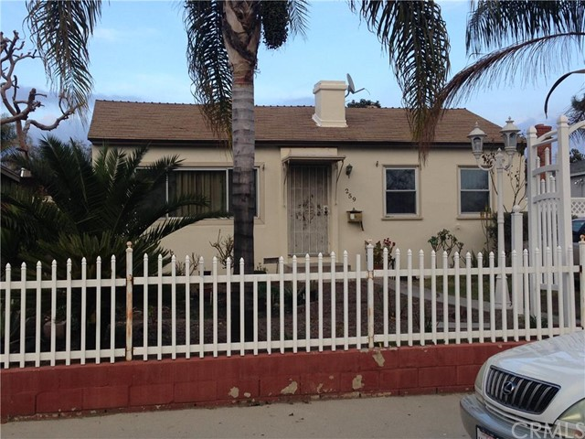 Single Family Home for Sale at 259 West Aliso St 259 Aliso Pomona, California 91768 United States