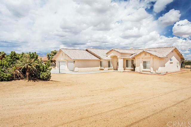 58484 Juarez Drive, Yucca Valley CA 92284
