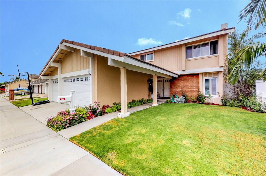 6461  Glenfox Drive, Huntington Beach, California
