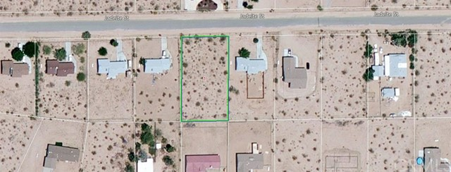Single Family for Sale at 0 Jadeite Street Joshua Tree, California United States