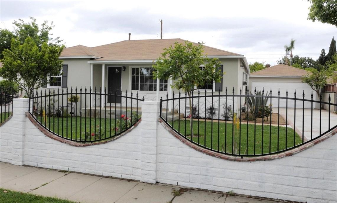 Single Family Home for Sale at 14429 Pinney Street Arleta, California 91331 United States