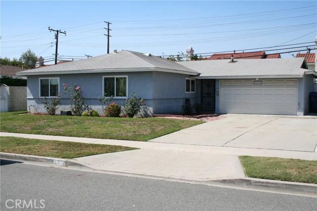 15381 Purdy Street, Westminster, CA, 92683