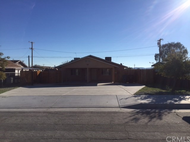 Single Family for Rent at 6643 Desert Queen Avenue 29 Palms, California 92277 United States