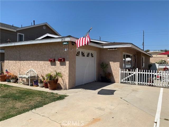 2415 Huntington, Redondo Beach, California 90278, ,Residential Income,For Sale,Huntington,SB19200412