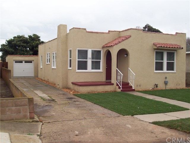 Property for sale at 216 Campodonico Avenue, Guadalupe,  CA 93434