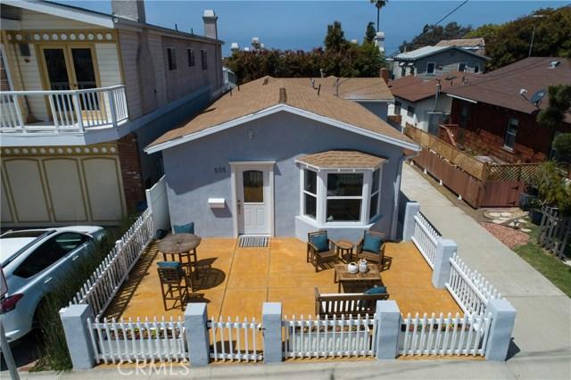 505 Hollowell Avenue  Hermosa Beach CA 90254