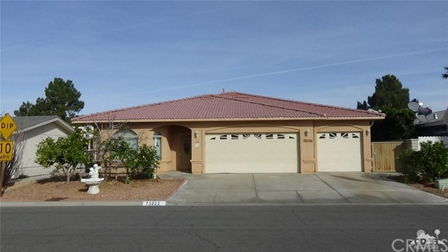 Single Family Home for Sale at 73822 Boca Chica 73822 Boca Chica Thousand Palms, California 92276 United States