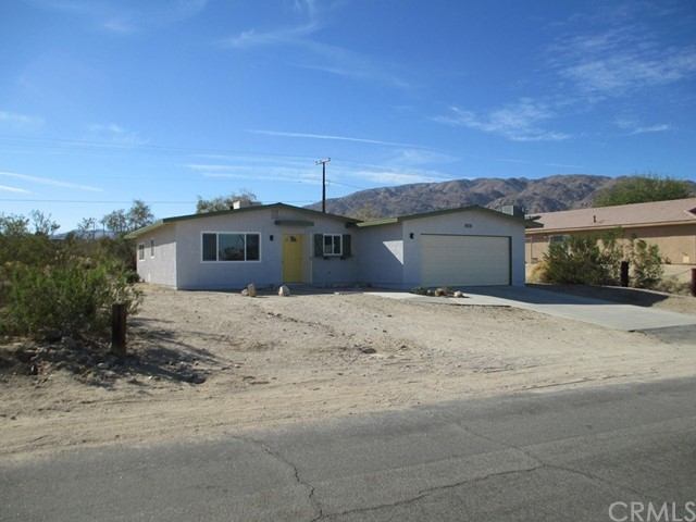 74653 Serrano Drive, 29 Palms, CA, 92277
