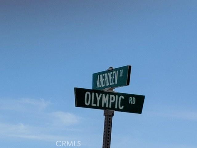 0 OLYMPIC ROAD, JOSHUA TREE, CA 92252  Photo 8