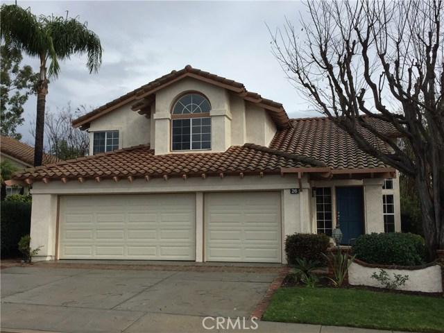 Single Family Home for Rent at 26 Reata Rancho Santa Margarita, California 92688 United States