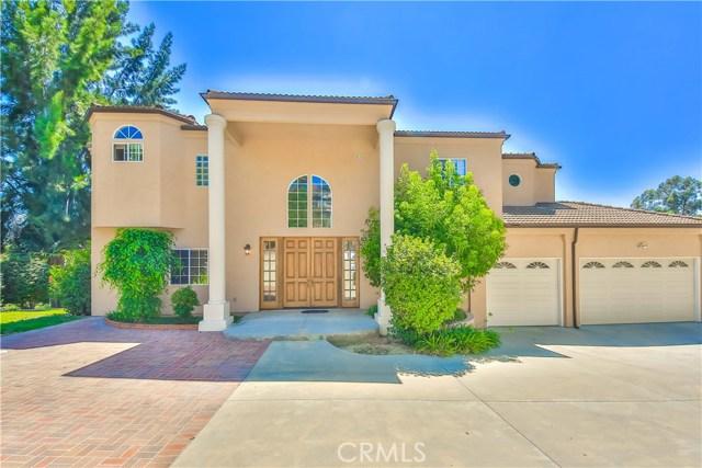605 Greenview Road, La Habra Heights, CA, 90631