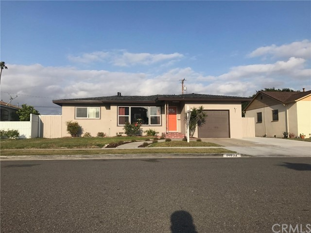 Single Family Home for Sale at 14632 Jefferson Street Midway City, California 92655 United States