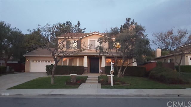 Single Family Home for Rent at 8456 Daisy Lane Riverside, California 92508 United States