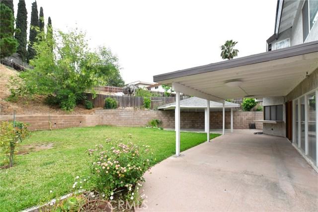 23837 Sapphire Canyon Road Diamond Bar, CA 91765 - MLS #: CV18121337