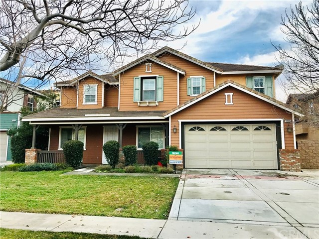 12805 Golden Leaf Drive Rancho Cucamonga CA 91739