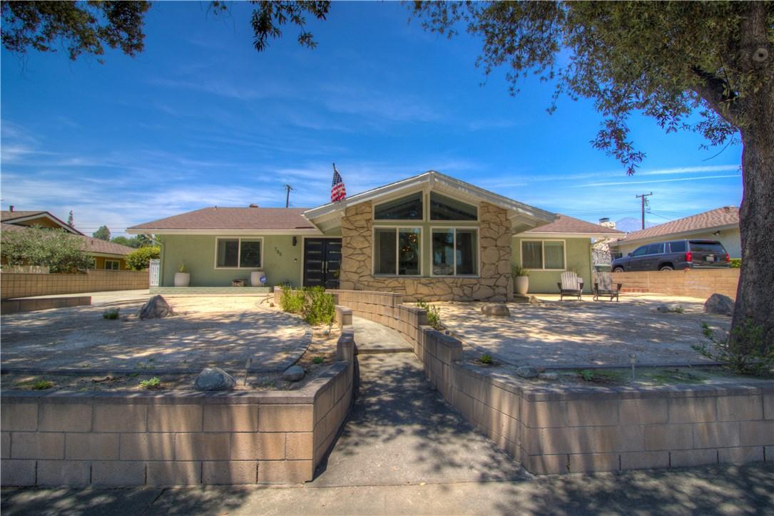 785 Occidental Drive,Claremont,CA 91711, USA