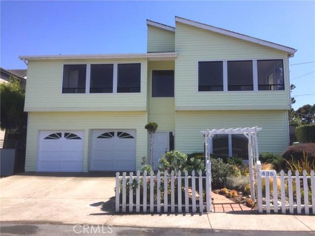 436  Hastings Street, Cambria in San Luis Obispo County, CA 93428 Home for Sale