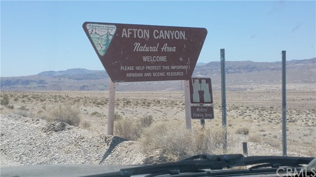 Terreno por un Venta en AFTON CANYON Road Baker, California 92309 Estados Unidos