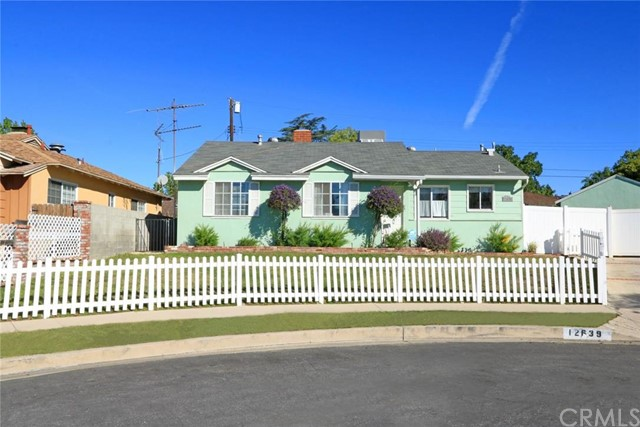 12639 Divan Place North Hollywood CA  91605