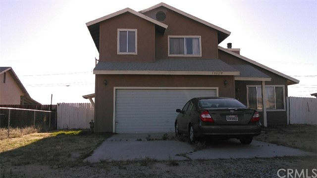 Single Family Home for Sale at 13029 Clement Street North Edwards, California 93523 United States