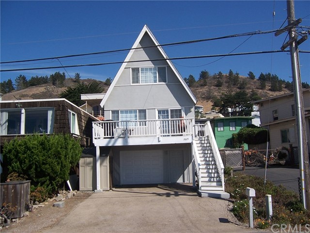 Property for sale at 2625 Ocean Boulevard, Cayucos,  CA 93430