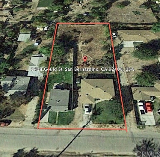 1434 Gould Street Unit 2 San Bernardino, CA 92408 - MLS #: OC17192606