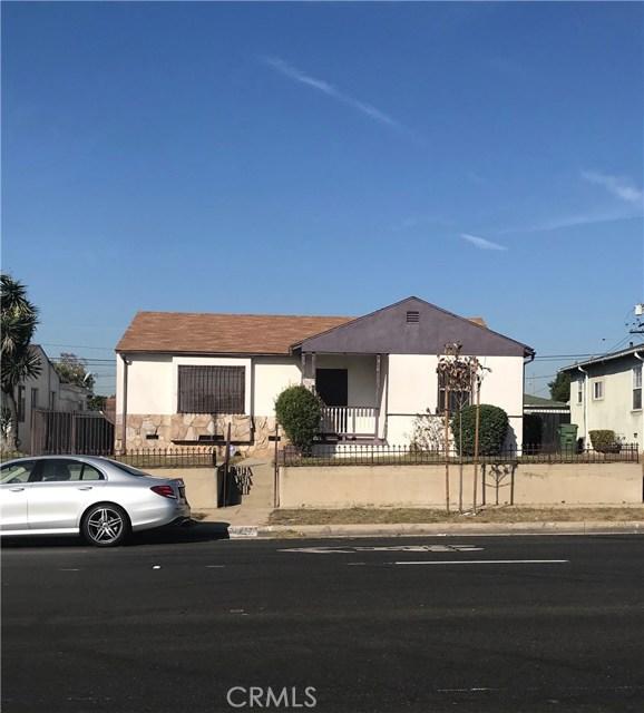 10827 S Van Ness Avenue  Inglewood CA 90303