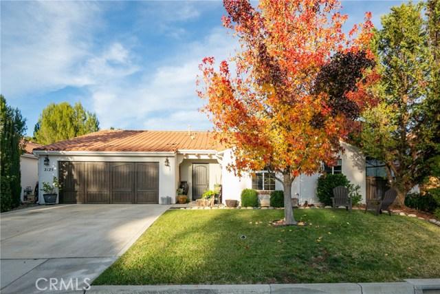 2125  Avenida Manzana, Atascadero in San Luis Obispo County, CA 93422 Home for Sale