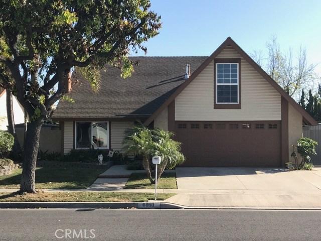 Single Family Home for Sale at 6860 Via Kannela Stanton, California 90680 United States