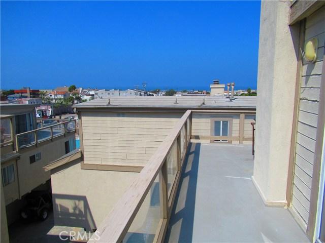 833 5th Street Unit 7 Hermosa Beach, CA 90254 - MLS #: SB17143481