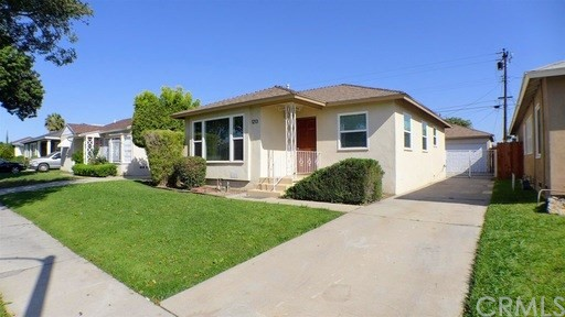 Single Family Home for Rent at 1213 136th Street W Compton, California 90222 United States