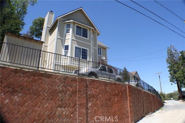 Single Family Home for Sale at 210 Balsam Drive Cedar Glen, California 92352 United States