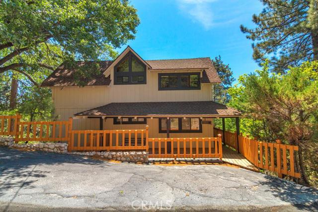 Single Family Home for Sale at 26619 Modoc Lake Arrowhead, California 92352 United States