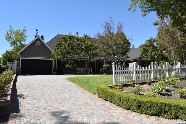 4633 Vineta Avenue La Canada Flintridge, CA 91011 is listed for sale as MLS Listing 316009319