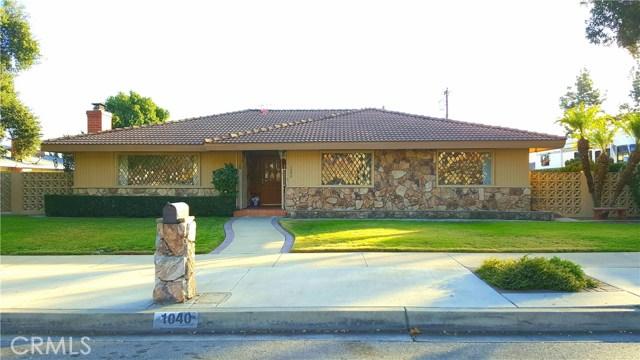 1040 W 13th Street, Upland CA 91786