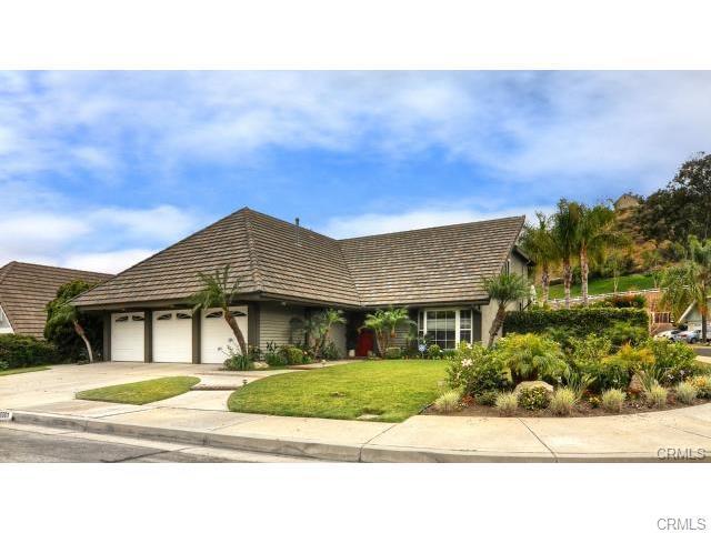 Single Family Home for Rent at 6001 Gloxinia St Yorba Linda, California 92887 United States