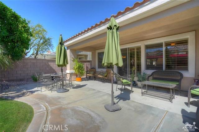 35877 Rosemont Drive Palm Desert, CA 92211 - MLS #: 218009146DA