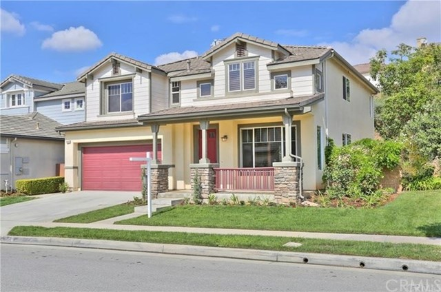 Single Family Home for Sale at 3664 Starling Way Brea, California 92823 United States
